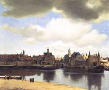 Vermeerviewofdelft