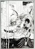 King_arthur_saw_the_questing_beast
