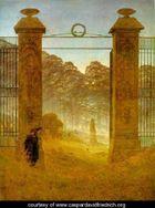 Cemeteryatdusk