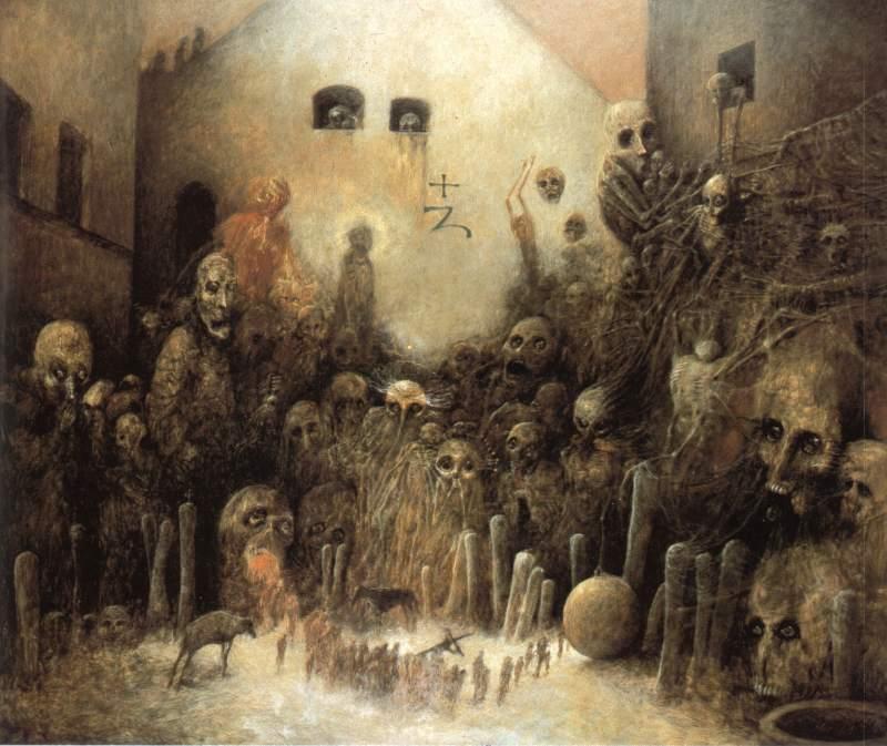 ズジスワフ・ベクシンスキーの画像 p1_21